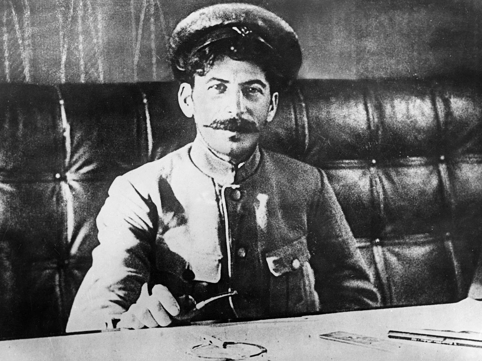 e everyday top 15 facts you didn t know about joseph stalin joseph stalin sitting at a table in 1918