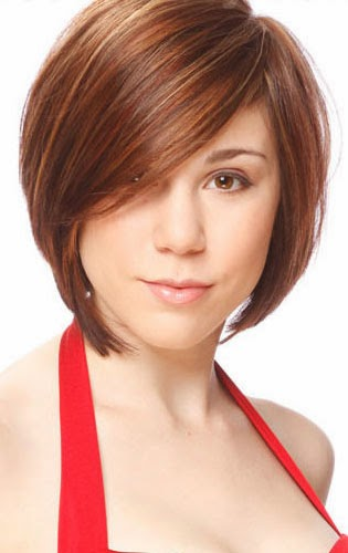 Hairstyles Big Face Short Hairstyles
