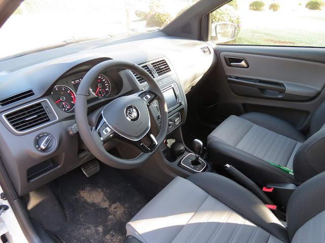 VW Fox 2016 automatizado - teste