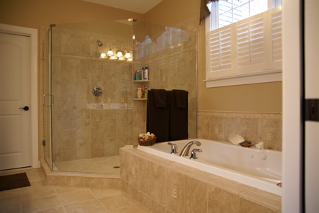 Bathroom Design With Dimensions