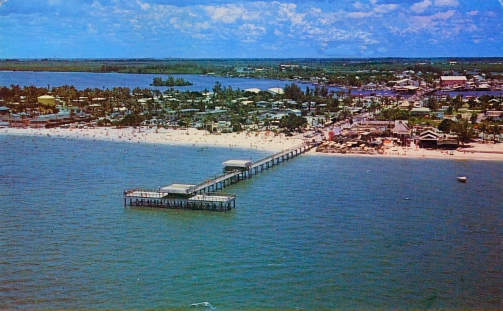 My fort myers beach my florida i fort myers beach in for Fort myers beach fishing pier