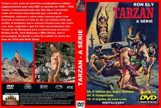 TARZAN - RON ELY - A SÉRIE - DIGITALIZADO