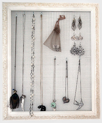 Jewelry Holder Tutorial