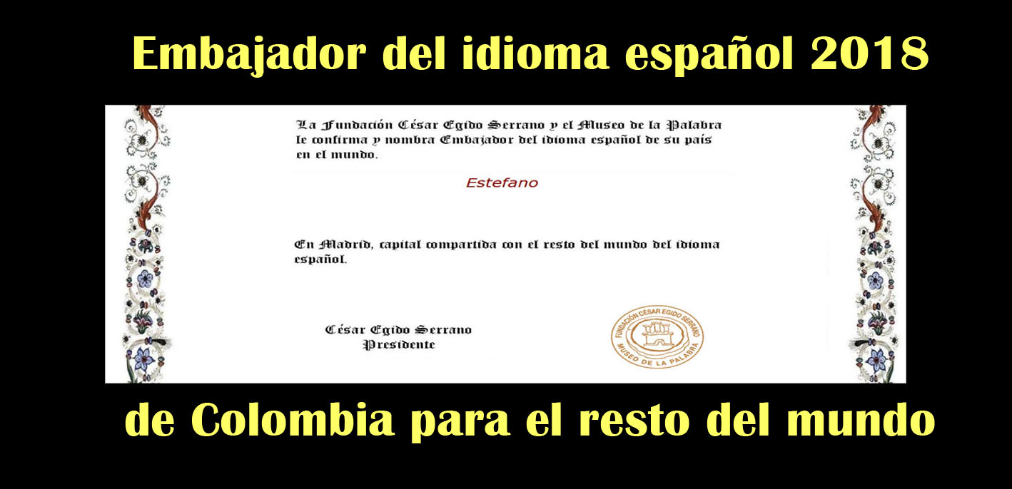 Embajador del idioma español