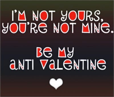 anti valentines day adult wishes messages jokes - Funny Anti Valentines Day Quotes