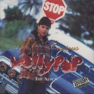 MC Luscious - Lollypop (CD, Album 1995)(Lighning)