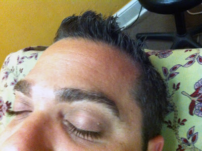 Men's Eyebrows before 1