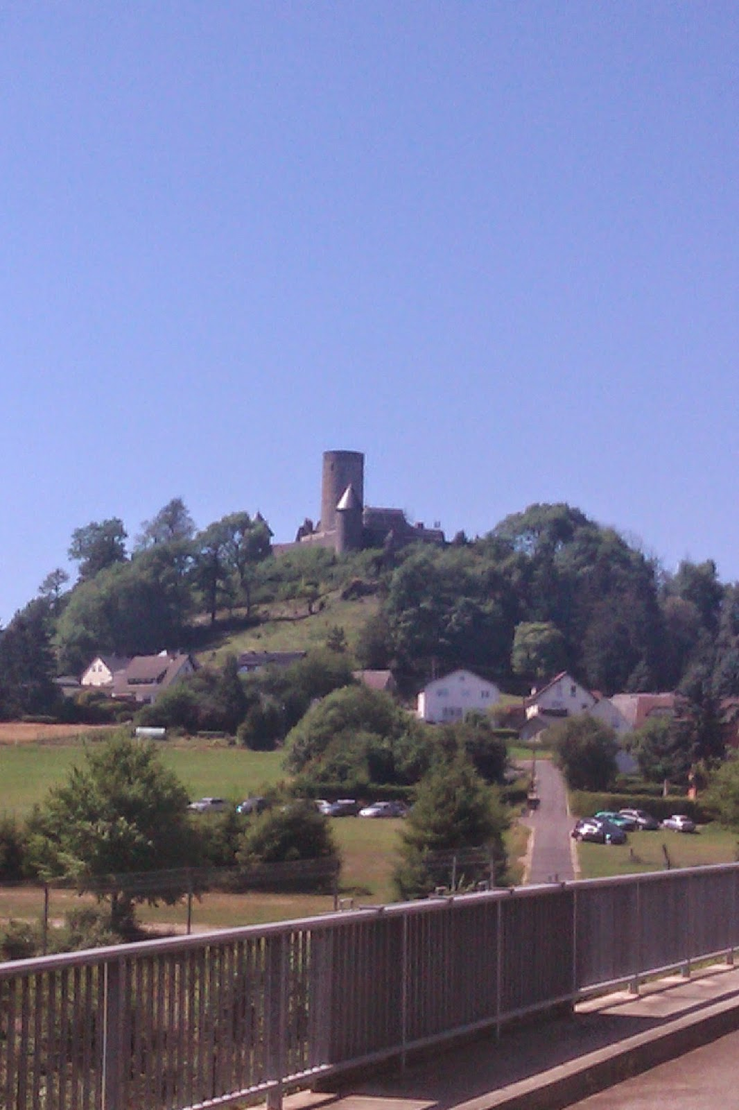 Castle of Nürburg
