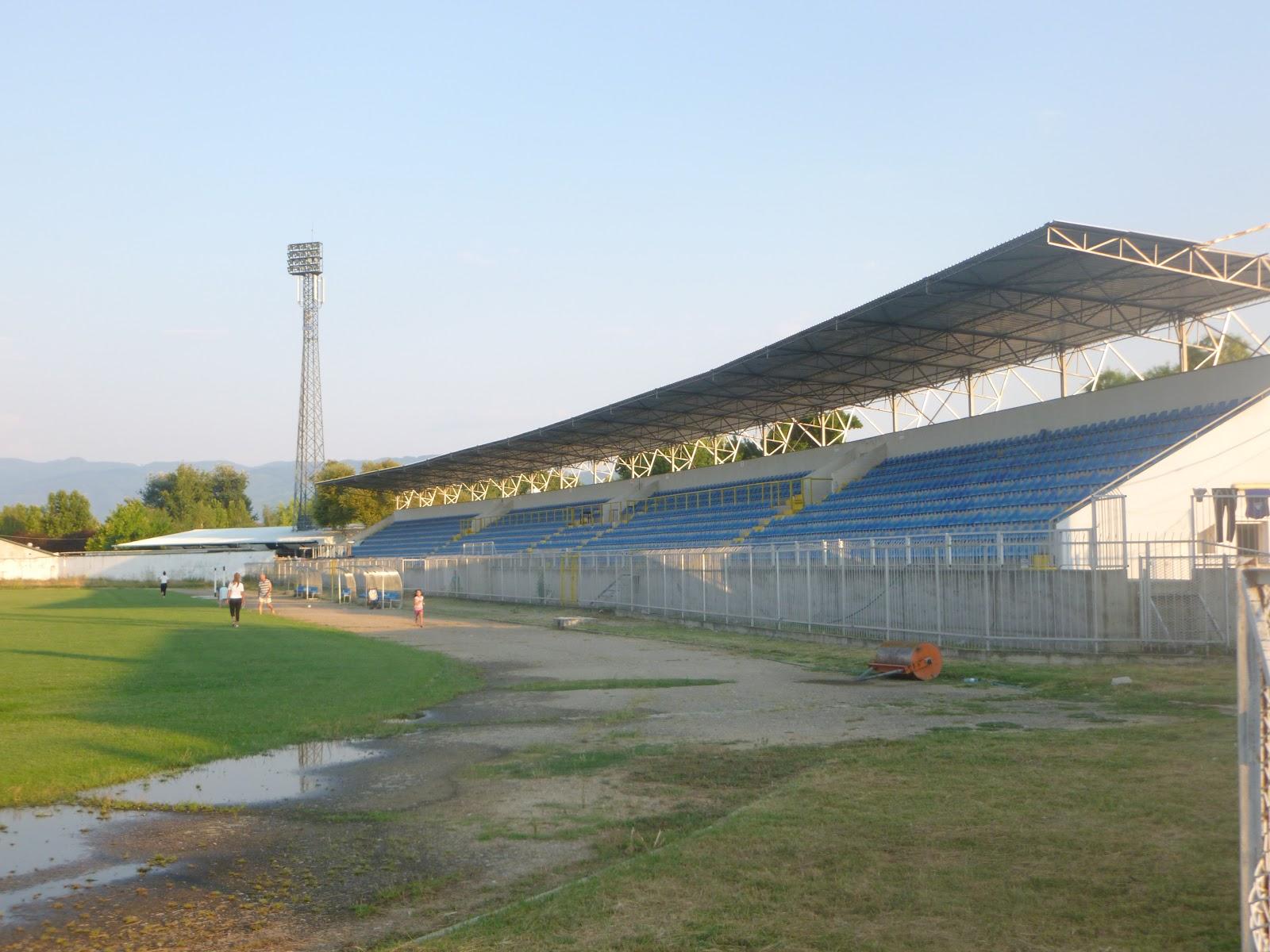 Image result for strumica stadium scandal