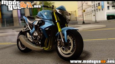 SA - Honda CB1000R v2.0