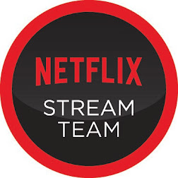 We Are Part Of The Netflix #StreamTeam