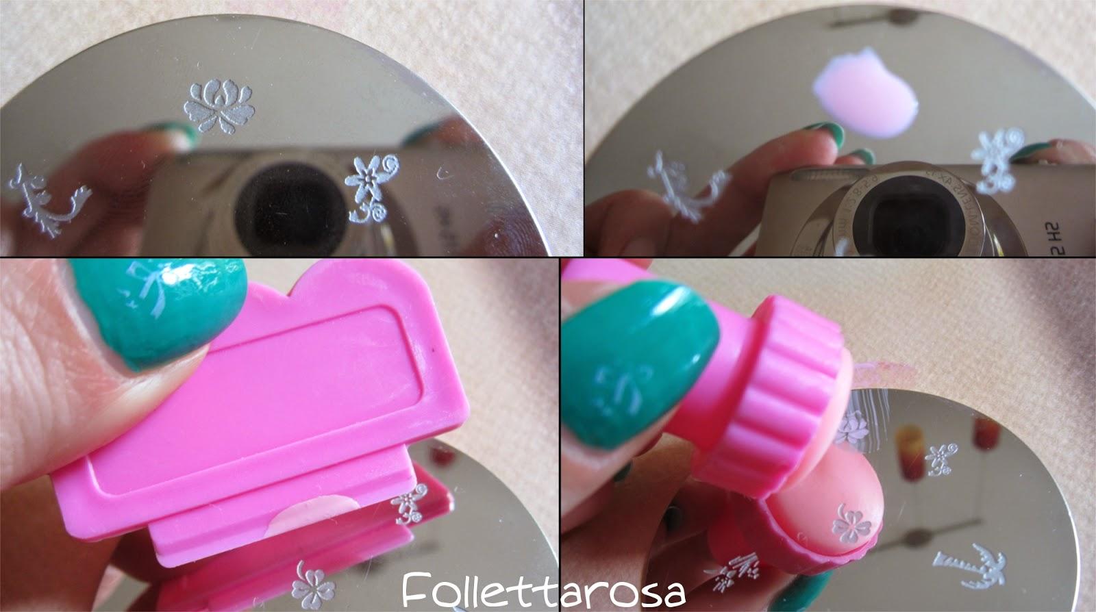 stamping nail art come si fa