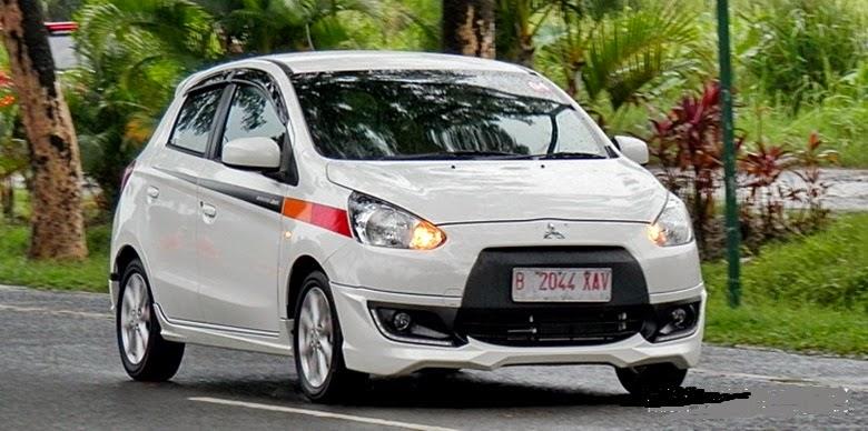 Promo : Paket Kredit Mitsubishi Mirage 2015 di Surabaya