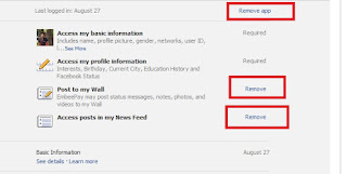 Secure Facebook Account From Unwanted wall post
