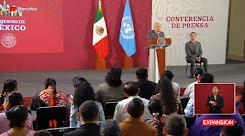AMLO pide que se permita el desembarco del crucero en Cozumel