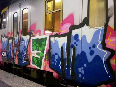 graffiti nilem alors