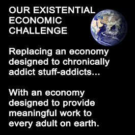 Existential Economic Challege... Meaningful Work for all