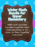 http://www.teacherspayteachers.com/Product/Winter-Math-Bundle-for-Upper-Elementary-9-activities-total-1023812