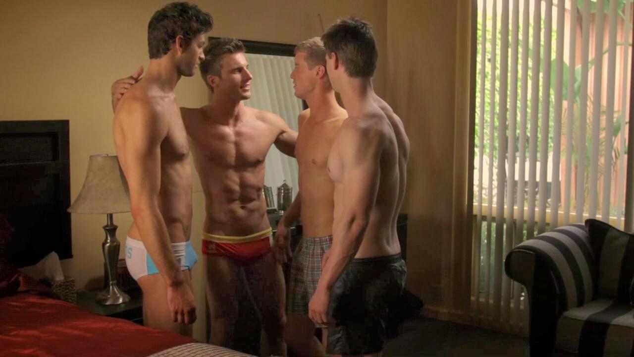 Chris aaron naked #5