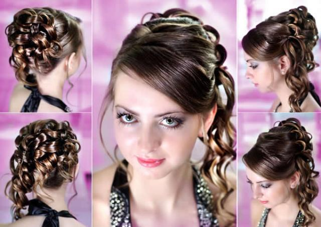 Latest Hairstyles For Girl 2013