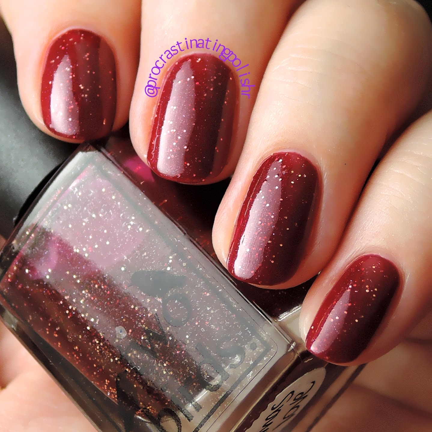 Two Birds Lacquer - Xmas Love