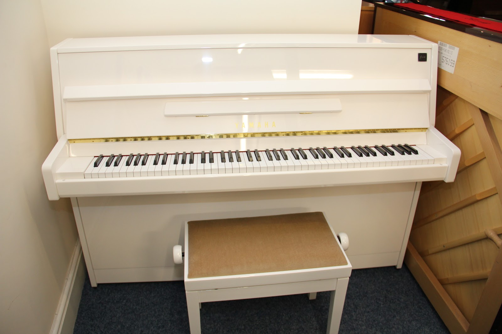Yamaha pianos for sale yamaha grand piano and upright for White yamaha piano