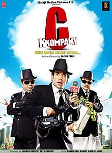C Kkompany 2008 Hindi Movie Watch Online