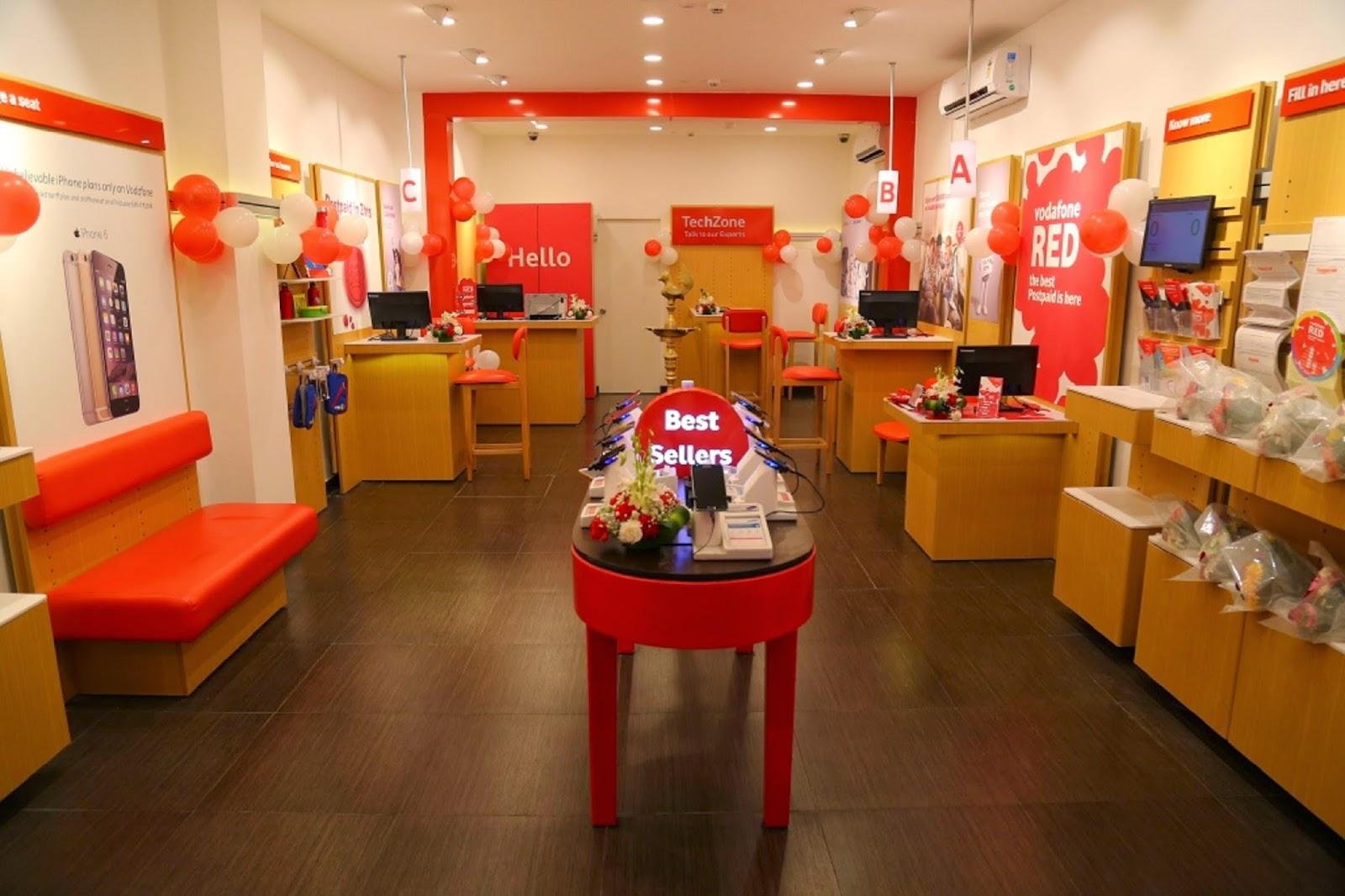 Vodafone Enhances Customer Experience in Bengaluru ...