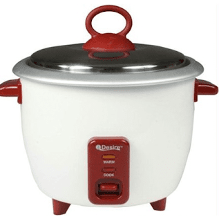 desire electric rice cooker