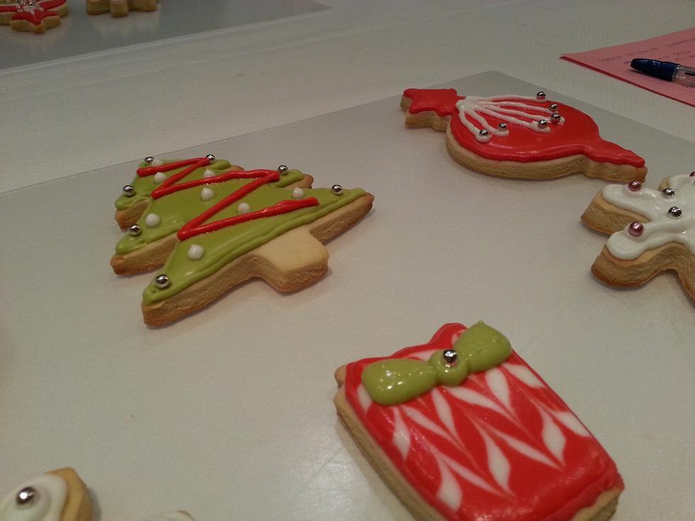 Maria en la cocina taller de decoraci n de galletas for La cocina taller