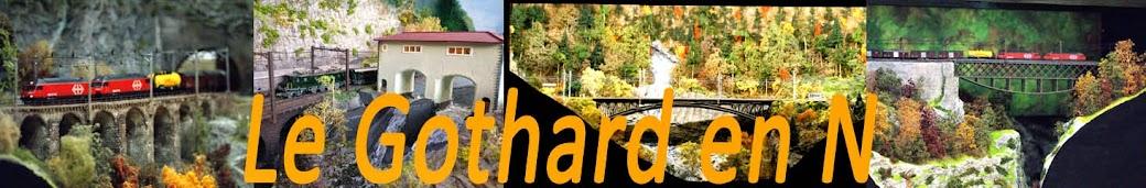 Rampes du Gotthard en N