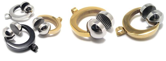 Pingente headphone - 2,5x2,5cm em aço inoxídável - 25,00 cada