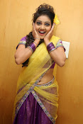 Priyanka half saree photos-thumbnail-5