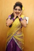 Priyanka half saree photos-thumbnail-5
