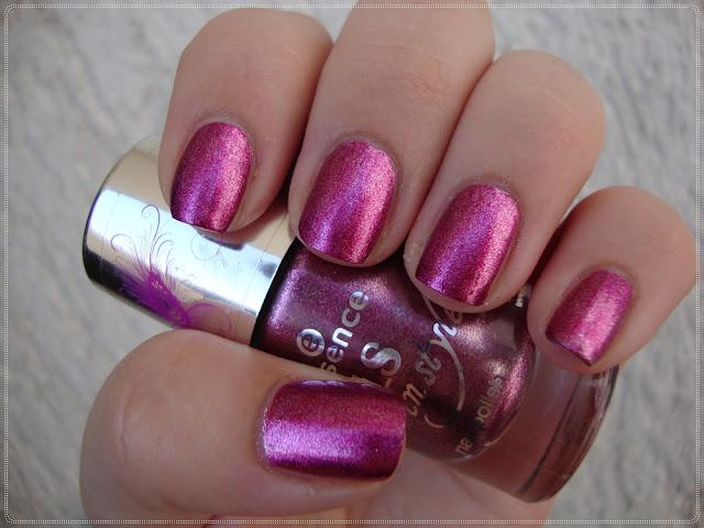 rozi foil lak za nokte
