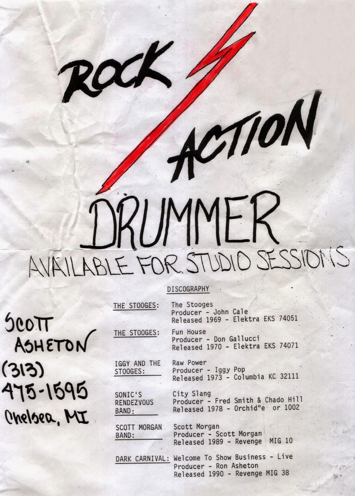 Scott Asheton by Sonny Vincent Scott%2BAsheton%2BFlyer%2Bto%2BSonny