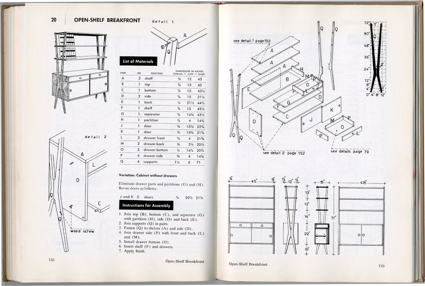 High Quality How To Build Modern Furniture