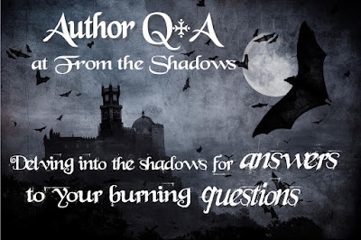 Q+A with Susan Griscom author of A Gypsy's Kiss paranormal romance
