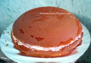 cara membuat kue