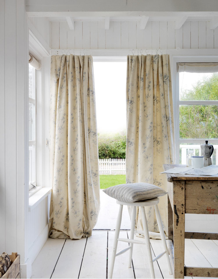 Shabby and charme il vero shabby in un cottage sul mare for Nuovo stile cottage in inghilterra