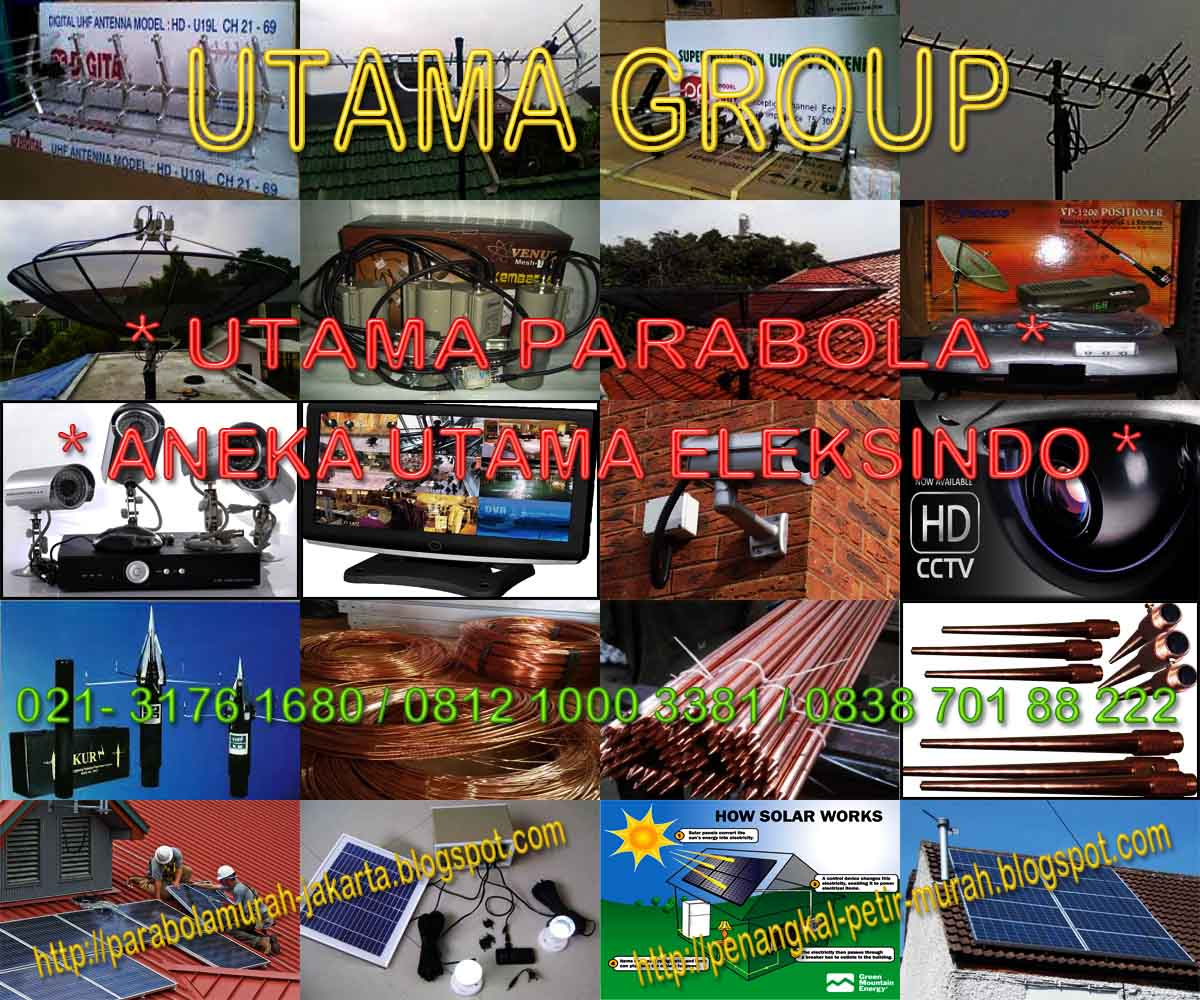 all product utama group