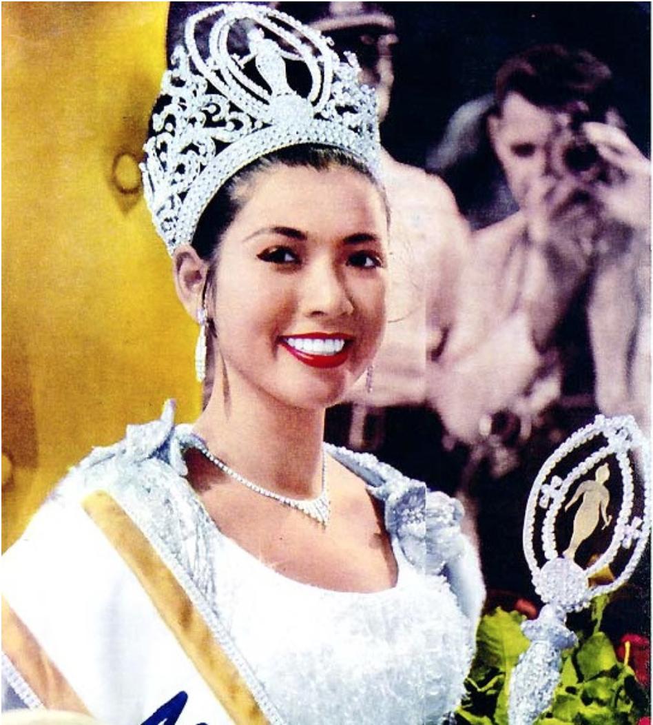 10 Foto Wajah Miss Universe 1965 Selepas 50 Tahun Mesti Buat Ramai Yang Tidak Akan Percaya