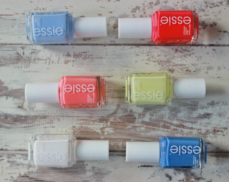 Essie summer 2015 nail polish collection