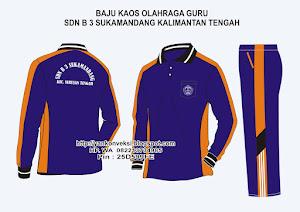 Baju Olahraga GURU SD Seruyan KALIMANTAN TENGAH