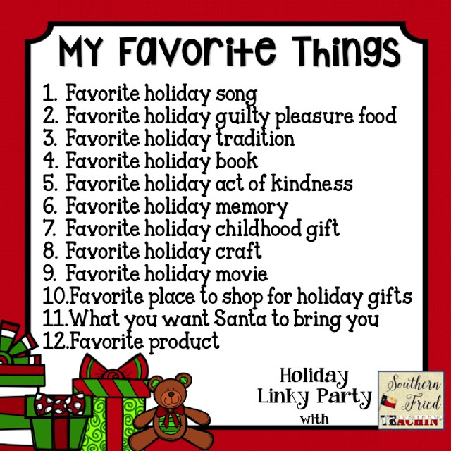 Teacher Ms H ~ Third Is the Word: A few of my favorite things ...