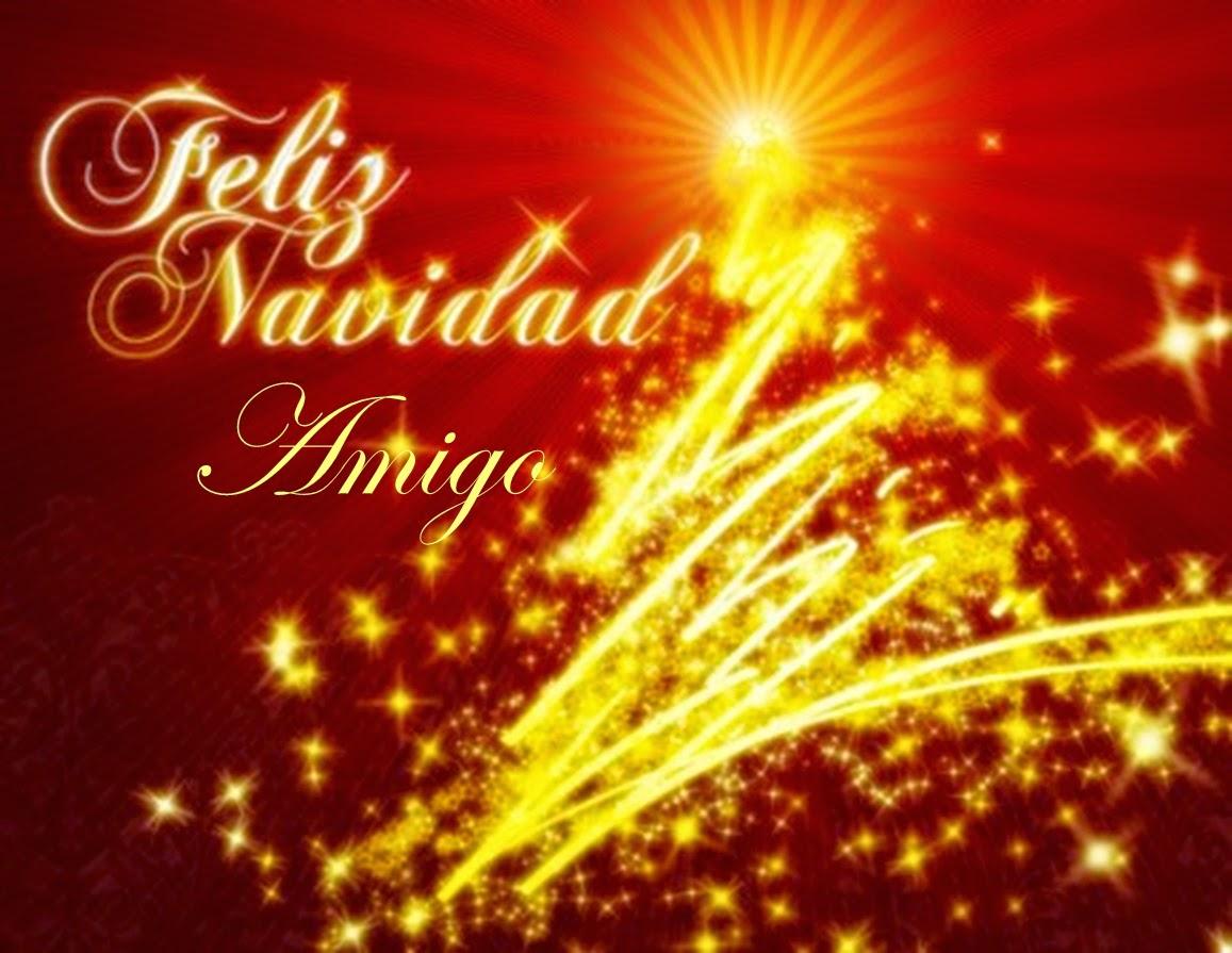 Frases De Navidad: Feliz Navidad Amigo