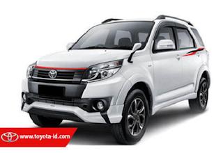 Toyota Rush terbaru, tampilan rush terbaru, saingan honda BR-V