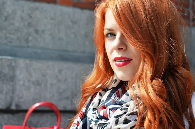fashion-bridge, fashion-bridge.blogspot.com, fashion-bridge blog, fashion-bridge 2013, street style, street fashion, Red hair, red heads