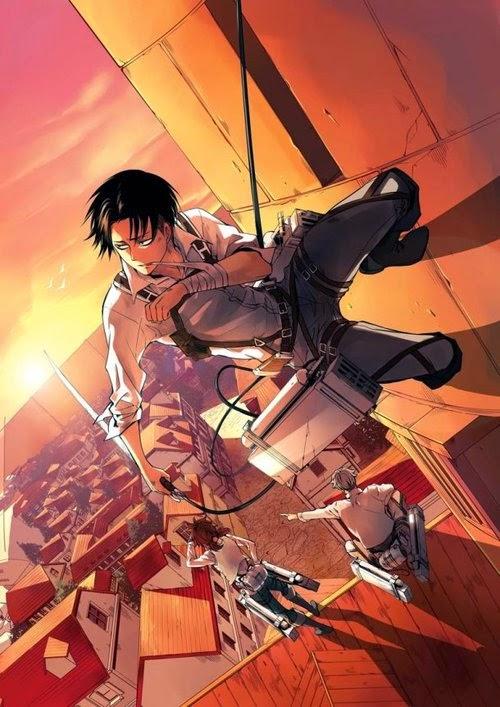 Shingeki no Kyojin Gaiden: Kuinaki Sentaku Manga