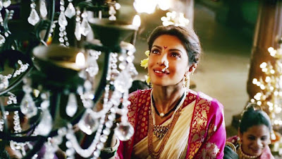 priyanka chopra, pc, bajirao mastani, bollywood, actress, pinga ga pori, lyrics, song, marathi, hindi